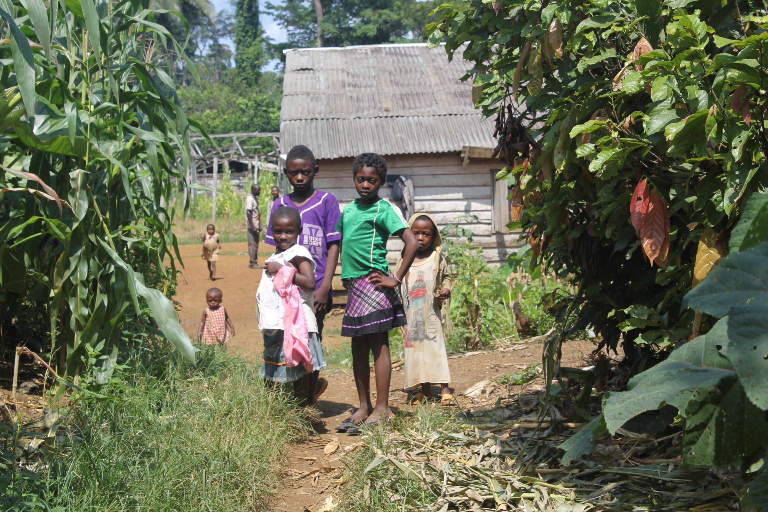 Kinderen in Diffa